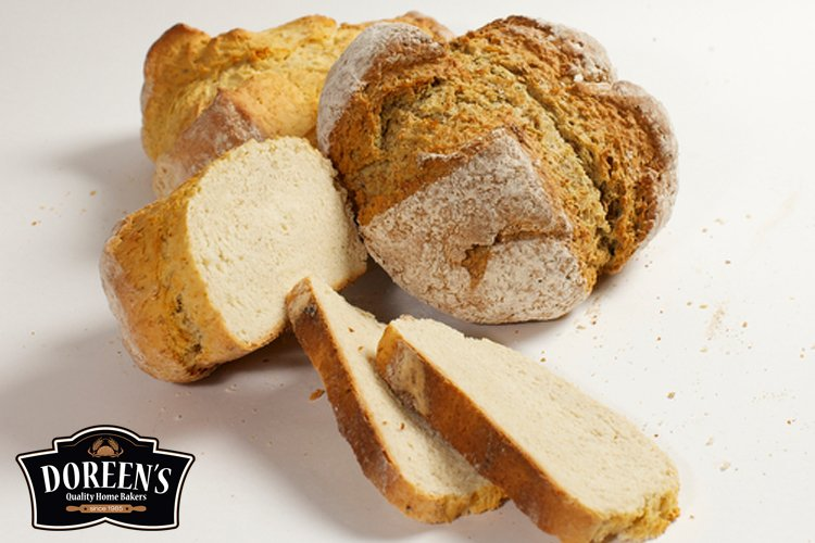 Soda Breads from Doreen's Bakery, Cork