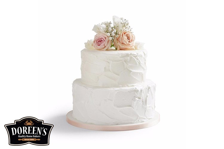 Wedding Cakes from Doreen's Bakery, Cork