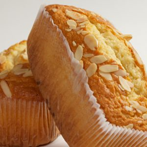 Almond Madeira Loaf - Doreen's Bakery