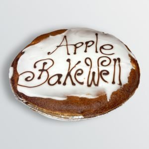 Apple Bakewell Tart - Doreen's Bakery