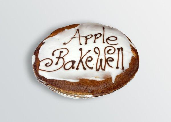 Apple Bakewell Tart - Doreen's Bakery