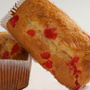 Cherry Madeira Loaf - Doreen's Bakery