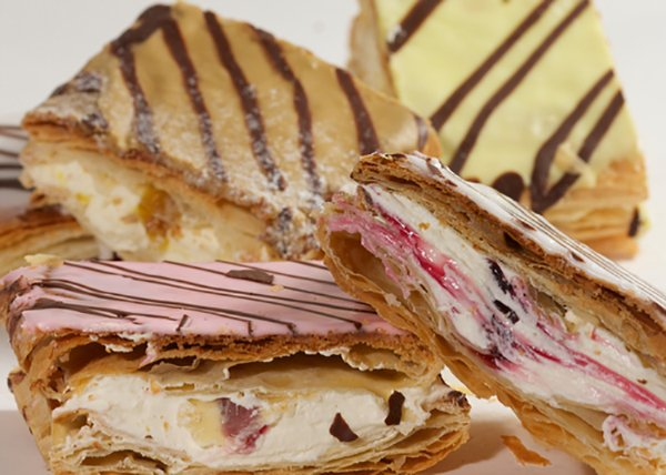 Cream Pastry - Doreen's Bakery