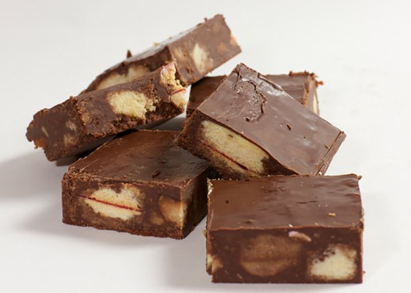 Lithuanian Chocolate Square - Doreen's Bakery