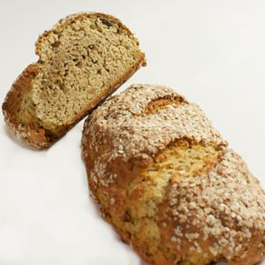 Oatmeal and Walnut Loaf - Doreen's Bakery