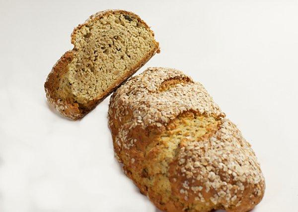 Oatmeal and Walnut Loaf - Doreen's Bakery