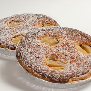 Pear and Almond Tart - Doreen's Bakery