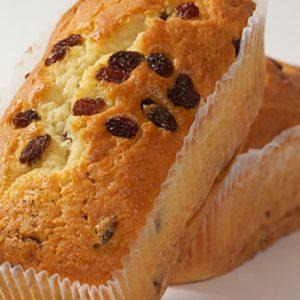 Sultana Madeira Loaf Large - Doreen's Bakery