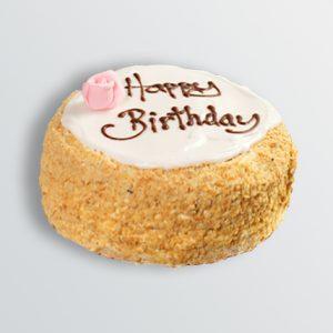 Vanilla Madeira Birthday Cake - Doreen's Bakery