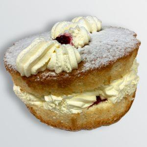 Victoria Sponge - Doreen's Bakery