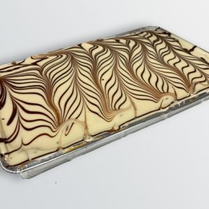 White Chocolate Caramel Slab - Doreen's Bakery