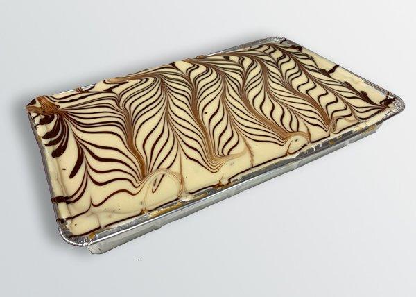 White Chocolate Caramel Slab - Doreen's Bakery