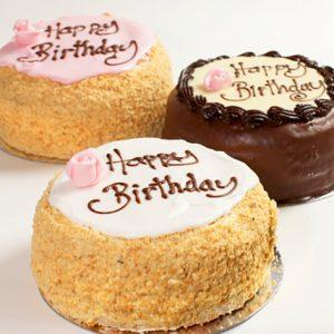 Build Your Cake - Doreen's Bakery